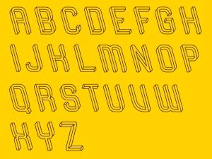 Penrose-Font