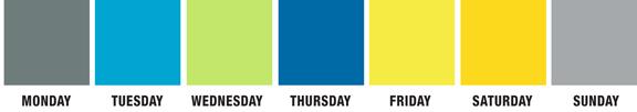 ColorsOfTheWeek